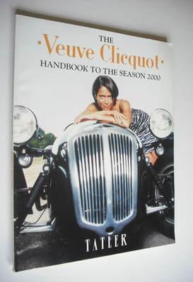 Tatler supplement - Veuve Clicquot The Season 2000