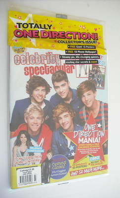 <!--2012-06-->Tiger Beat magazine - Totally One Direction Collector's Issue