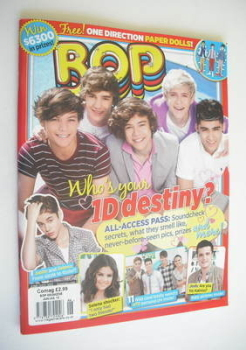 BOP magazine - June/July 2012 - One Direction cover