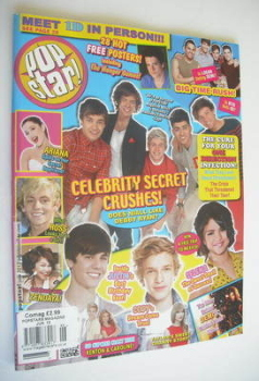 POPSTAR magazine - June 2012 - One Direction cover