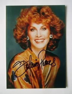 Stefanie Powers autograph