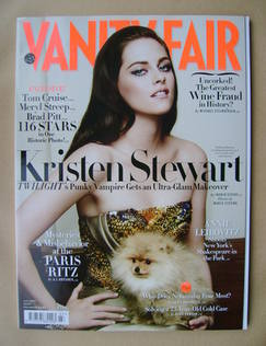 <!--2012-07-->Vanity Fair magazine - Kristen Stewart cover (July 2012)