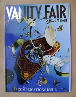 Vanity Fair On Time magazine supplement - The Complications Issue (Spring 2
