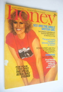 Honey magazine - May 1977