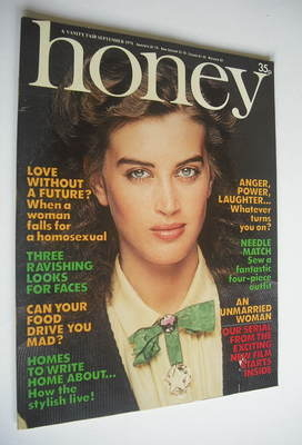 <!--1978-09-->Honey magazine - September 1978