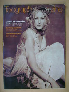 <!--1999-02-27-->Telegraph magazine - Jewel cover (27 February 1999)