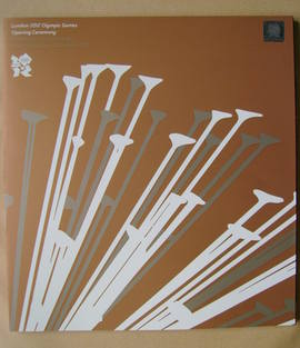 London 2012 Olympic Games - Opening Ceremony Official Programme