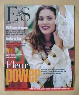 <!--2003-05-23-->Evening Standard magazine - Emma Griffiths Malin cover (23