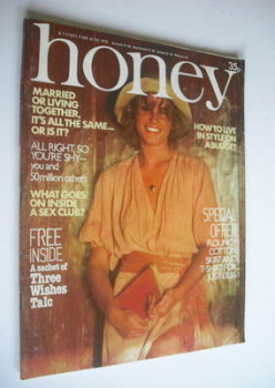 Honey magazine - June 1978