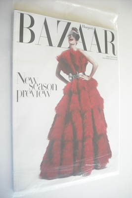 <!--2012-08-->Harper's Bazaar magazine - August 2012 (Subscriber's Issue)