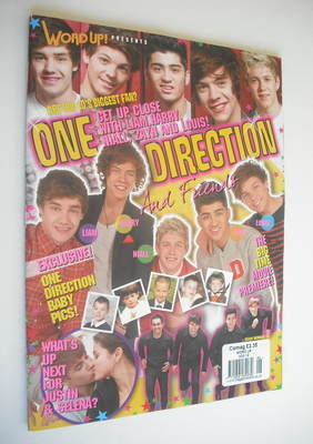 Word Up magazine - One Direction And Friends cover (July 2012)