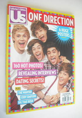 <!--2012-08-->US Weekly magazine - One Direction Collector's Edition (Summe