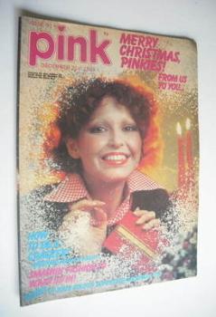 Pink magazine - 21 December 1974