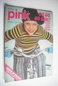 Pink magazine - 11 January 1975