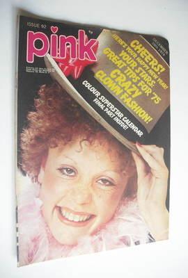 Pink magazine - 28 December 1974