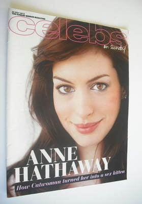 <!--2012-07-22-->Celebs magazine - Anne Hathaway cover (22 July 2012)