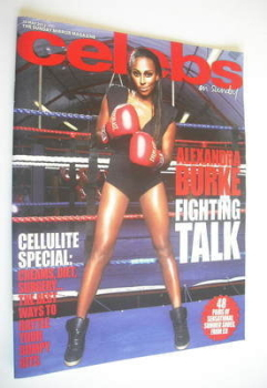 Celebs magazine - Alexandra Burke cover (20 May 2012)