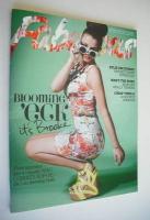 <!--2012-08-05-->Fabulous magazine - Brooke Vincent cover (5 August 2012)
