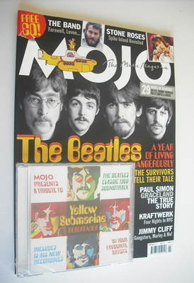 <!--2012-07-->Mojo magazine - The Beatles cover (July 2012 - Issue 224)