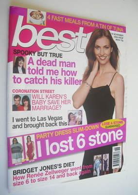 <!--2004-11-16-->Best magazine - 16 November 2004