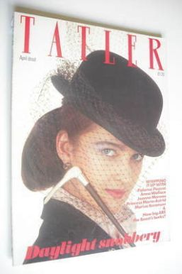 <!--1982-04-->Tatler magazine - April 1982