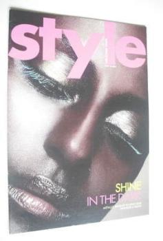 Style magazine - Shine In The Dark cover (13 June 2004)