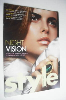 Style magazine - Night Vision cover (6 March 2005)