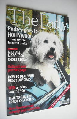 <!--2012-07-27-->The Lady magazine (27 July 2012 - Pudsey cover)