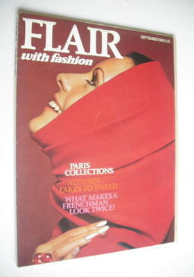 Flair magazine - September 1969