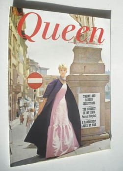 <!--1960-08-18-->The Queen magazine - 18 August 1960