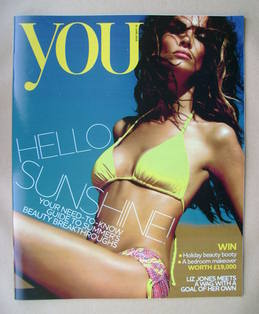 <!--2012-06-10-->You magazine - Hello Sunshine! cover (10 June 2012)