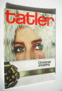 Tatler & Bystander magazine - 25 November 1964