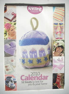 Simply Knitting Calendar 2010