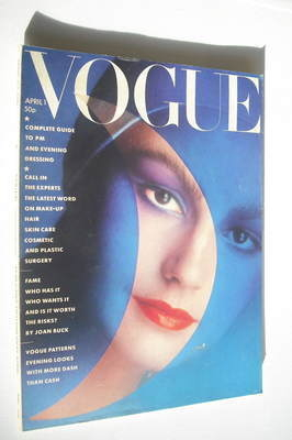 <!--1976-04-01-->British Vogue magazine - 1 April 1976 (Vintage Issue)