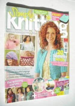 <!--2006-07-->Simply Knitting magazine (Issue 17 - July 2006)
