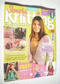 <!--2006-06-->Simply Knitting magazine (Issue 16 - June 2006)