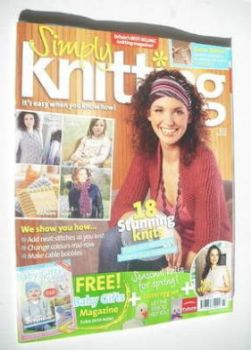 <!--2006-04-->Simply Knitting magazine (Issue 14 - Spring 2006)