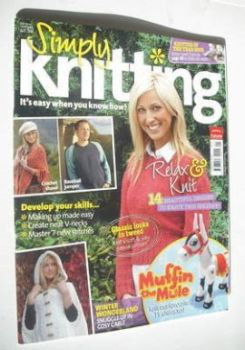 <!--2006-01-->Simply Knitting magazine (Issue 10 - January 2006)
