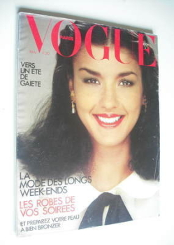 <!--1978-05-->French Paris Vogue magazine - May 1978
