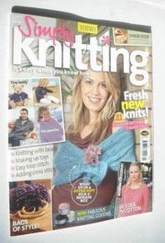 Simply Knitting magazine (Issue 02 - May 2005)