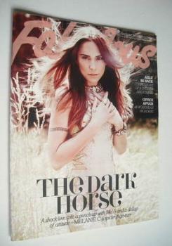 Fabulous magazine - Mel C cover (26 August 2012)