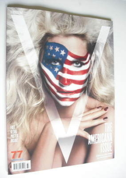 V magazine - Summer 2012 - Ke$ha cover