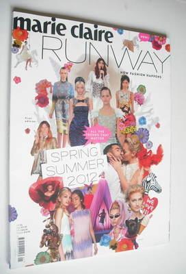 <!--2012-08-->British Marie Claire Runway magazine (Spring/Summer 2012)