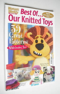 <!--2040-01-->Woman's Weekly magazine - Best Of Our Knitted Toys