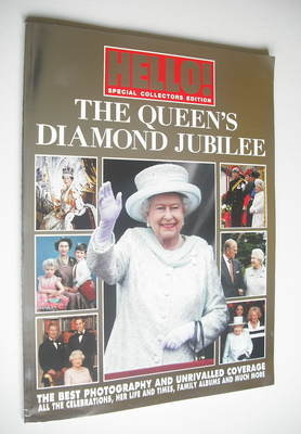 Hello! magazine - The Queen's Diamond Jubilee (Special Collector's Edtion)