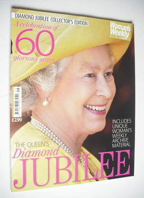 <!--2012-08-->Woman's Weekly magazine - The Queen's Diamond Jubilee (Collec