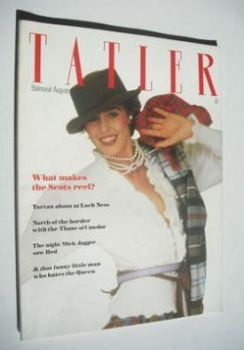 Tatler magazine - August 1980