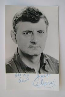 Jack Shepherd autograph