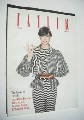 <!--1980-02-->Tatler magazine - February 1980