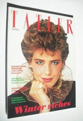 <!--1980-12-->Tatler magazine - December 1980